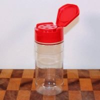 microgreen seed shaker bottle