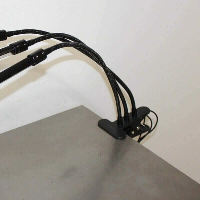 led grow light clamp