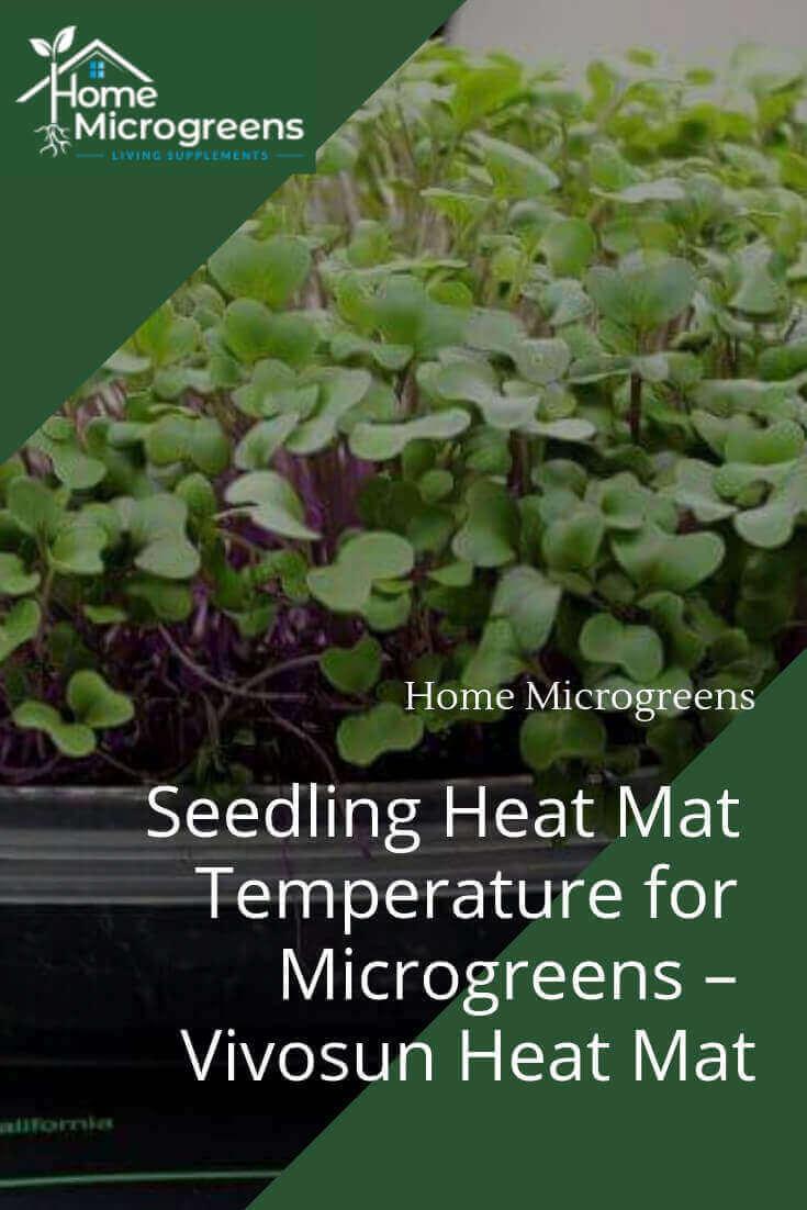 vivosun seedling heat mat